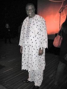 Jean-Claude Mbanya, M.D., Ph.D.